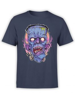 0835 Monster Shirt Frank Front