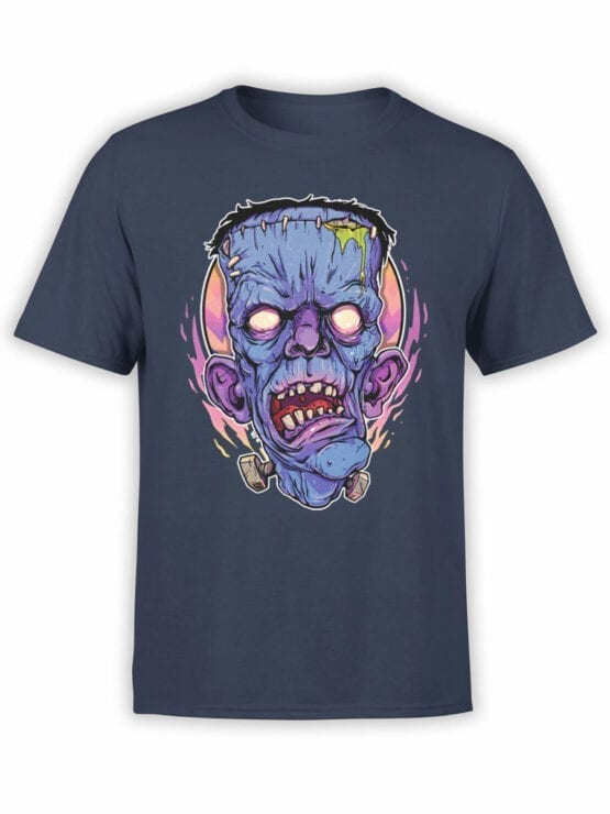 0835 Monster Shirt Frank Front
