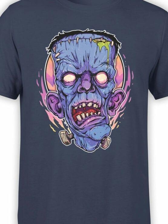 0835 Monster Shirt Frank Front Color