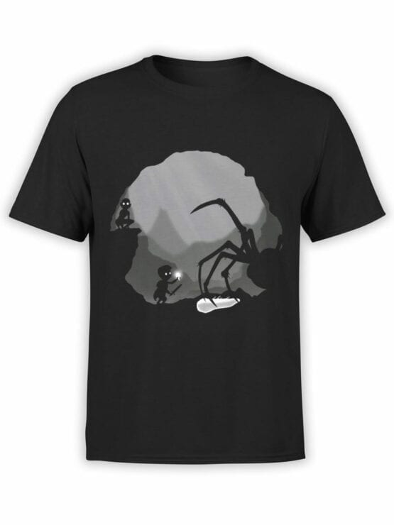 0836 The Lord of the Rings Shirt Shelob Front