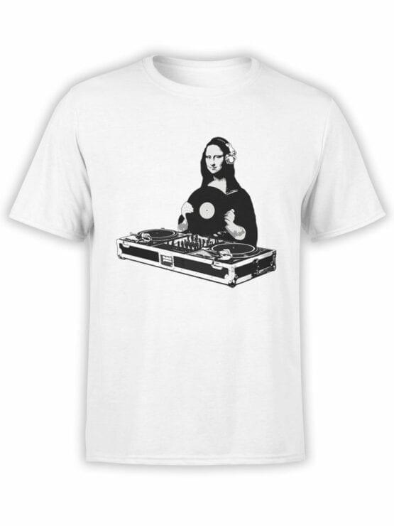 0847 Cool T Shirts DJ Lisa Front