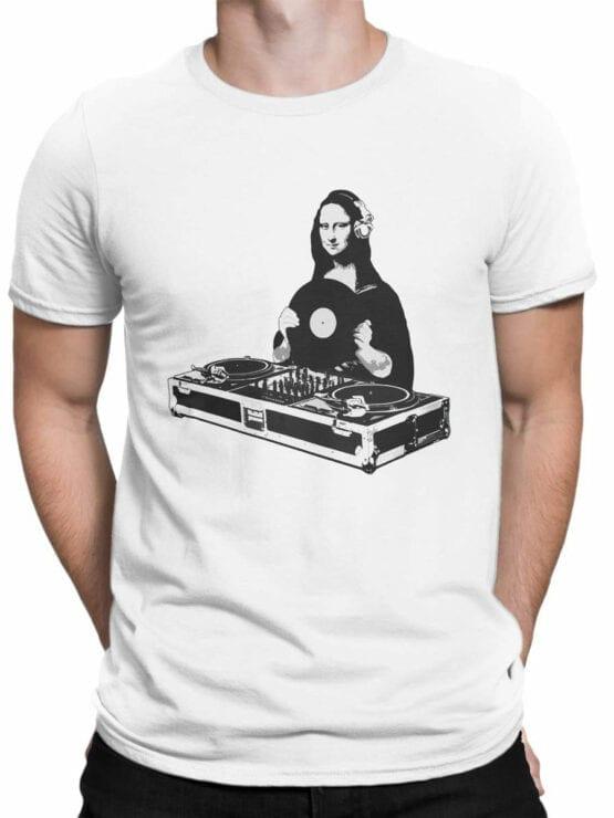 0847 Cool T Shirts DJ Lisa Front Man
