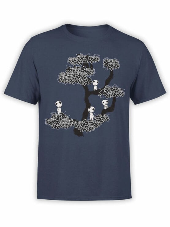 0849 Cool T Shirts Tree Front