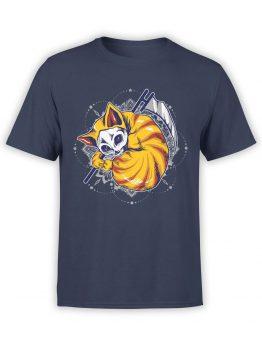 0860 Cat Shirts Dead Front