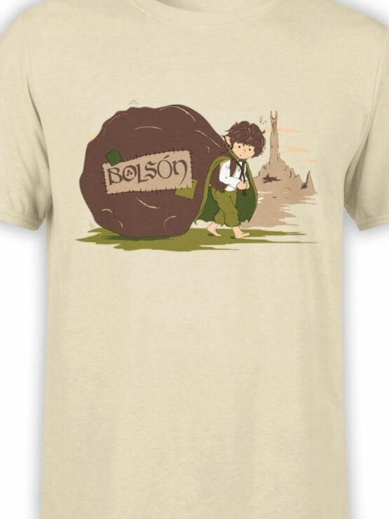 0861 Lord of the Rings Shirt Bolson Front Color