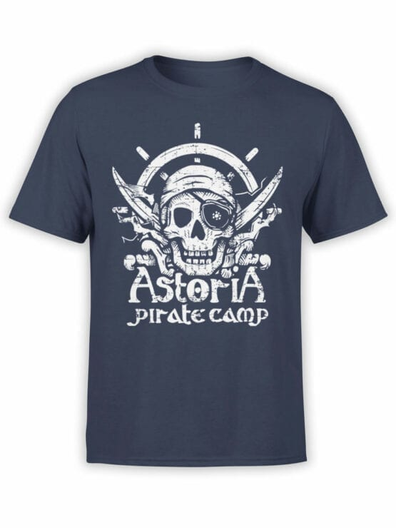 0867 Pirate Shirt Astoria Front