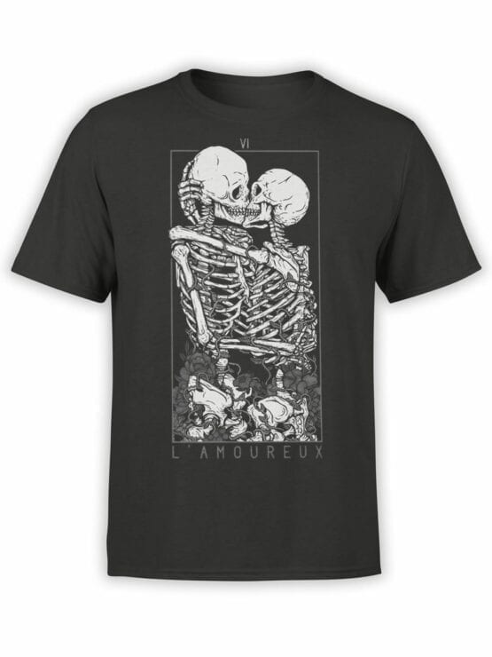 0885 Romantic Shirt Love Front
