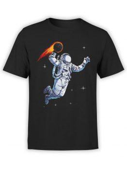 0887 NASA Shirt Spaceball Front