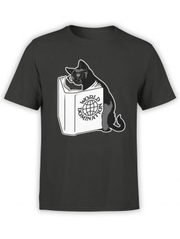 0894 Cat Shirts Domination Front