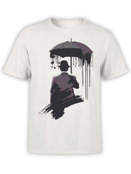 0895 Cool T Shirts Rain Front
