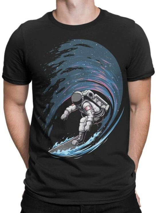 0905 NASA Shirts Astrosurfing Front Man