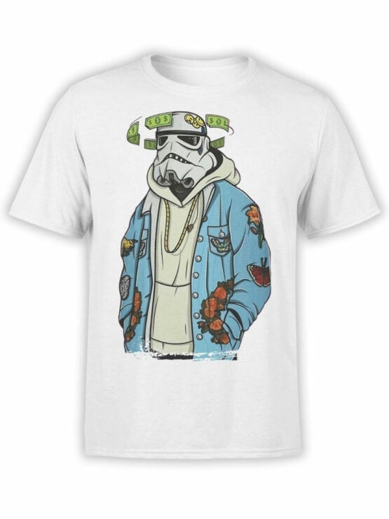 0906 Star Wars Shirt Cool Clone Front