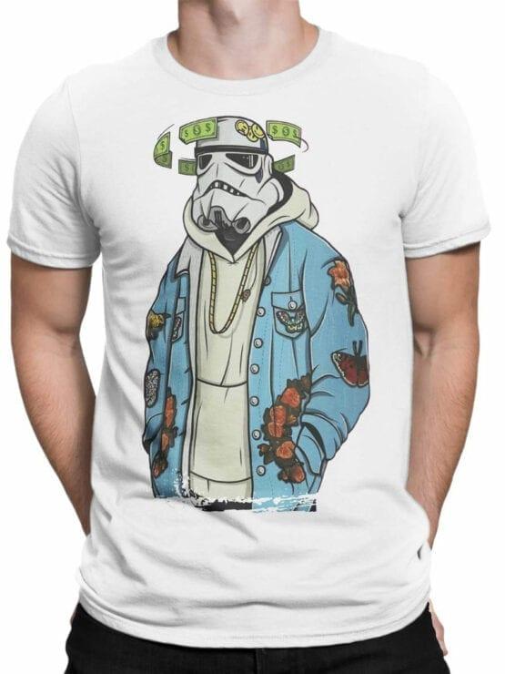 0906 Star Wars Shirt Cool Clone Front Man