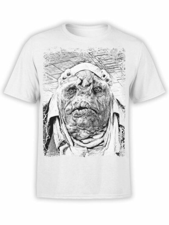 0908 The Hitchhikers Guide to the Galaxy Shirt Vogon Front
