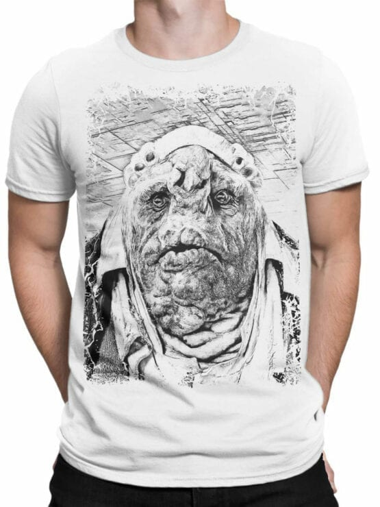 0908 The Hitchhikers Guide to the Galaxy Shirt Vogon Front Man