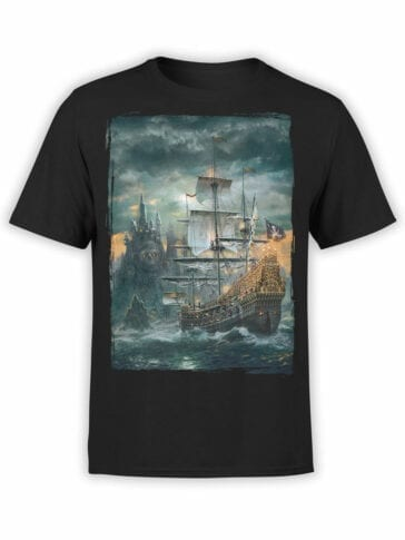 0909 Pirate Shirt Island Front