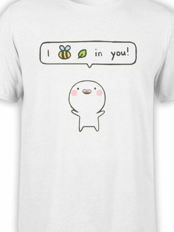 0918 Cute T Shirts I believe in you Front Color