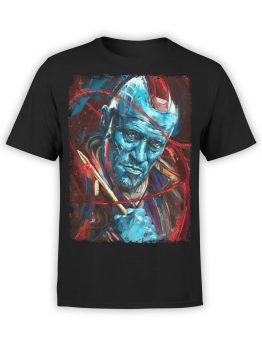 0936 Guardians of the Galaxy Shirt Yondu Udonta Front