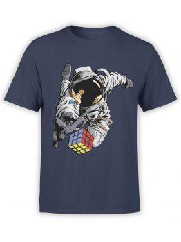 0940 NASA Shirt Cosmocube Front