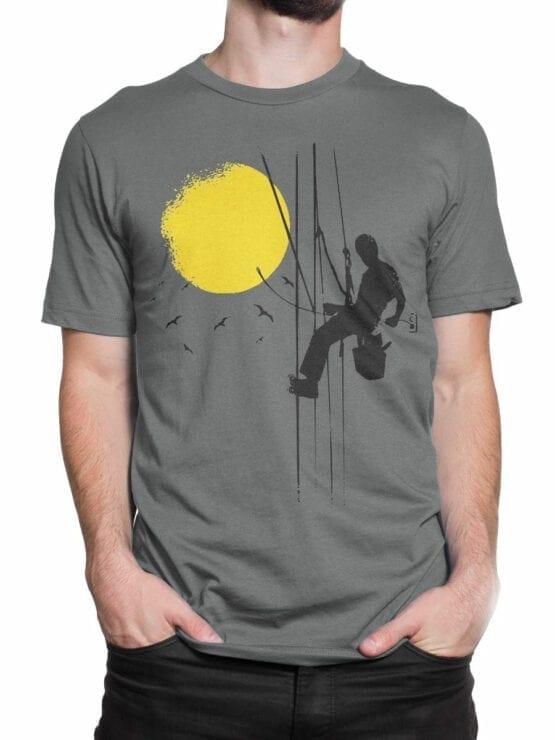 0942 Cool Shirt Worker Front Man 2