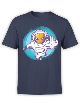 0953 NASA Shirt Alienaut Front
