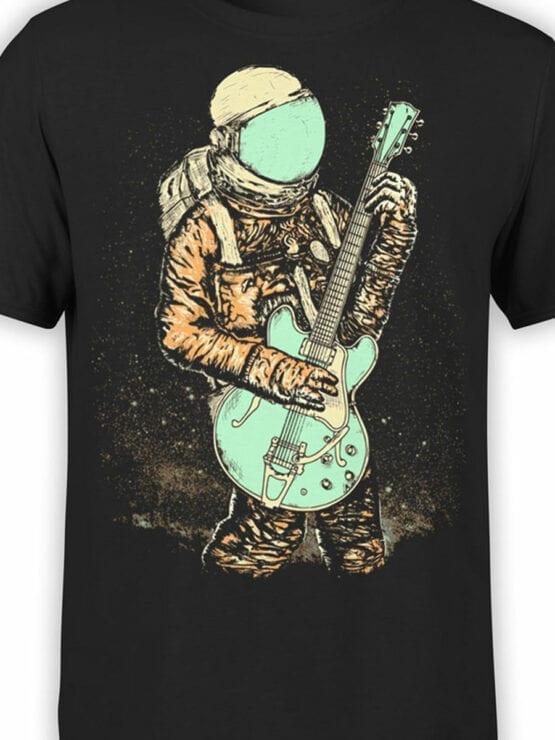 0956 NASA Shirt Guitar Front Color