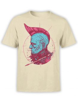 0957 Guardians of the Galaxy Shirt Yondu Udonta Front