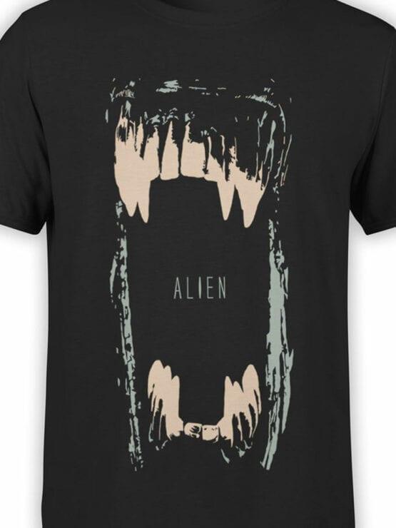 1011 Aliens T Shirt Maw Front Color