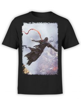 1013 Assassin's Creed T Shirt Jump Front