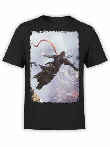 1013 Assassin's Creed T Shirt Jump Front