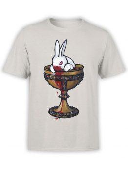 1019 Monty Python T Shirt Holy Grail Front