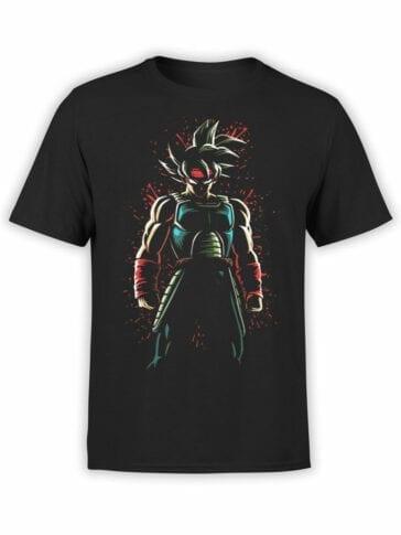 1020 Dragon Ball T Shirt Danger Front