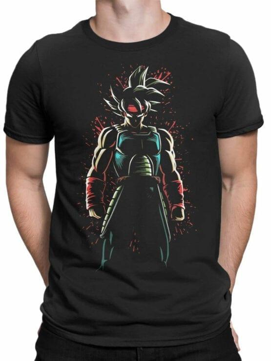 1020 Dragon Ball T Shirt Danger Front Man
