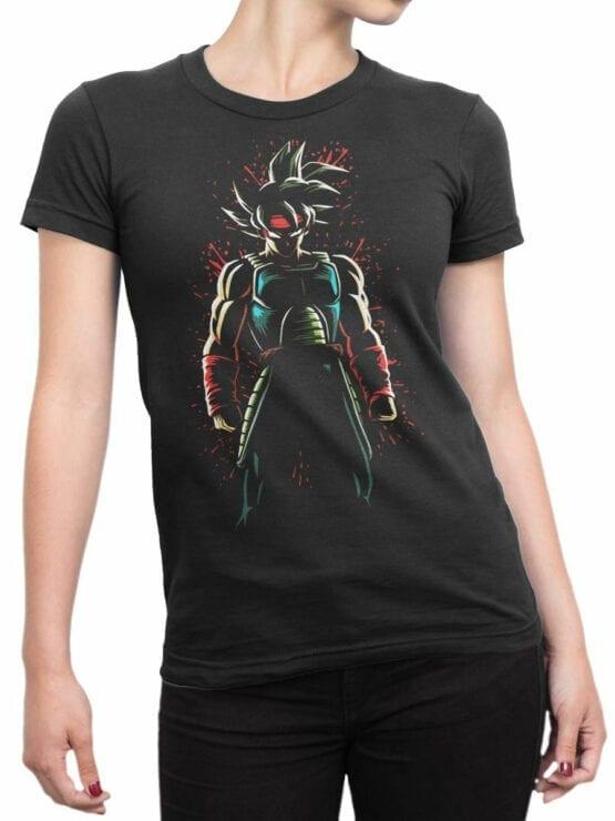 1020 Dragon Ball T Shirt Danger Front Woman