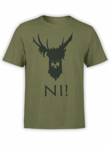 1029 Monty Python T Shirt Ni Front