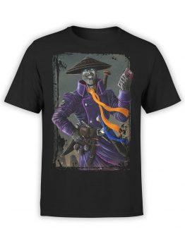 1036 Samurai Jack T Shirt Scaramouche Front