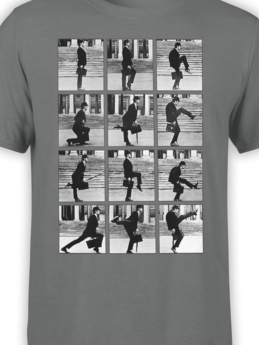 7f2aa702 ⭐ Monty Python T-Shirt | Ministry Of Silly Walks | Awesome Movie ...