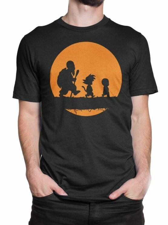 1050 Dragon Ball T Shirt Way Front Man 2