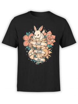 1059 Monty Python T Shirt Death Front