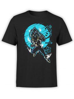 1060 Dragon Ball T Shirt Attack Front