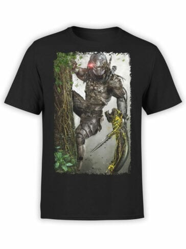 1081 Aliens T Shirt Ambush Front