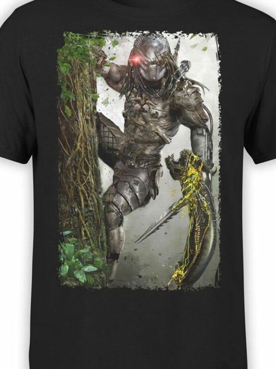 1081 Aliens T Shirt Ambush Front Color