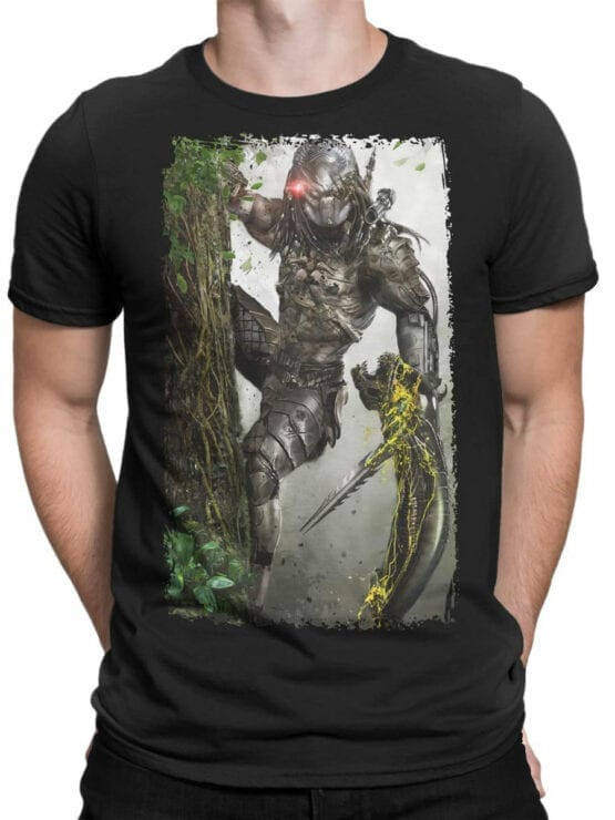 1081 Aliens T Shirt Ambush Front Man