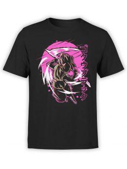 1090 Dragon Ball T Shirt Battle Front