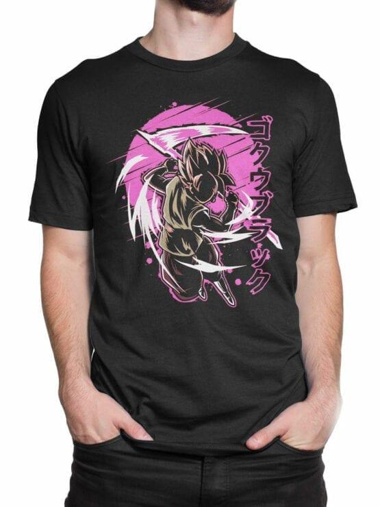 1090 Dragon Ball T Shirt Battle Front Man 2