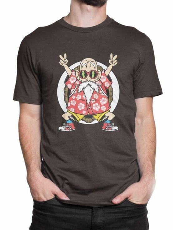 1090 Dragon Ball T Shirt Hey Front Man 2