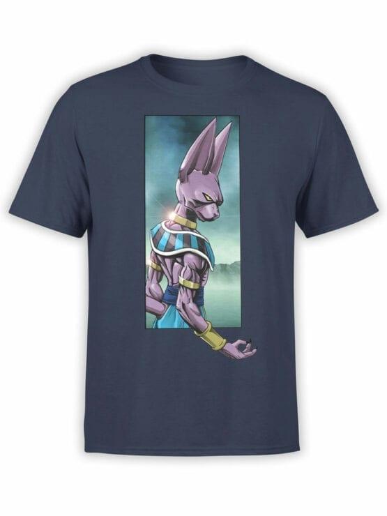 1100 Dragon Ball T Shirt Sight Front