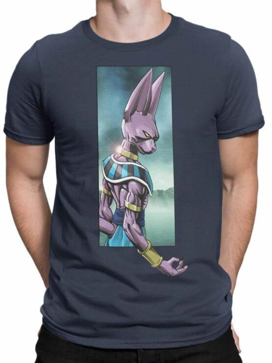 1100 Dragon Ball T Shirt Sight Front Man