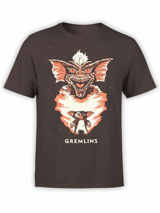 1103 Gremlins T Shirt Spirit Front