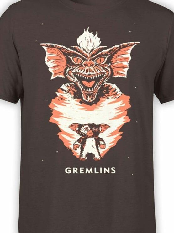 1103 Gremlins T Shirt Spirit Front Color
